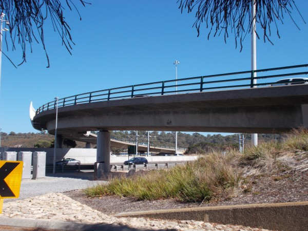 Perth Metro Freeway Bridges Inspections